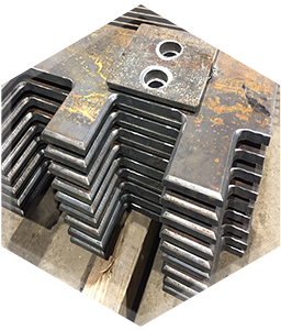 Vale Shaft Brackets